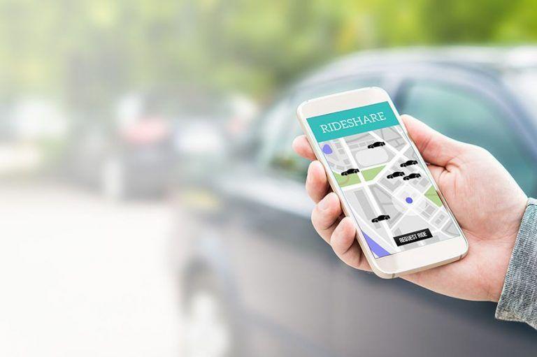 Car Crashes Involving Uber And Lyft Denver, Colorado.