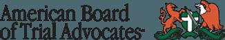 ABOTA American Board Of Trial Advocates.