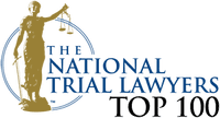 Mike Ogborn Rated As The National Trial Lawyers Top 100.