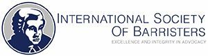International Society Of Barristers Excellence And Integrity In Advocacy.