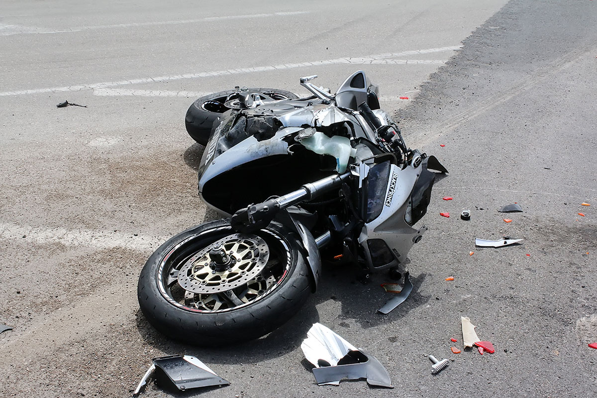 Wrongful Death Motorcycle And Scooter Accidents.