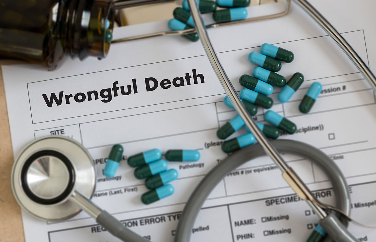 Causes Of Wrongful Death Action.