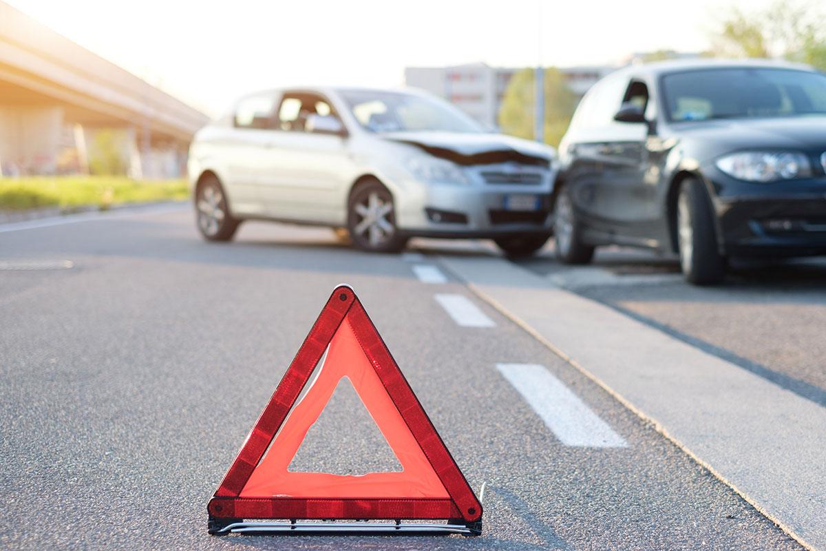 Rideshare Accident And Major Concussion In Colorado.