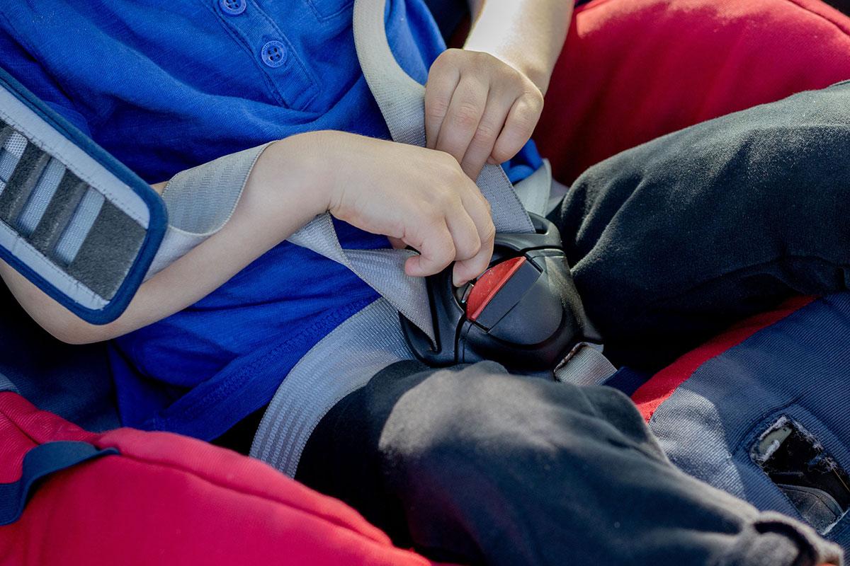Child Car Seat Injuries.